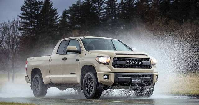 79 The 2019 Toyota Tundra Concept Images for 2019 Toyota Tundra Concept