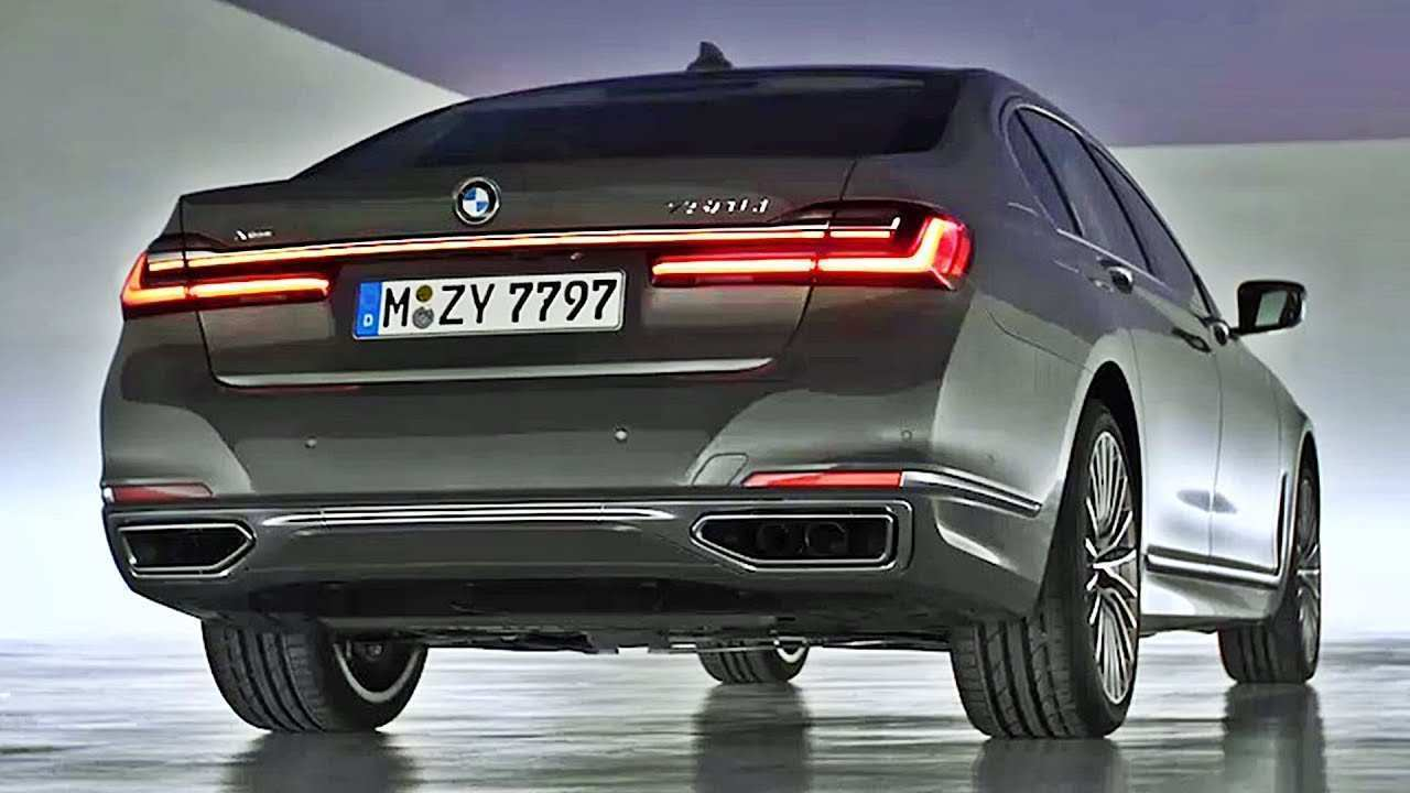 79 The 2020 Bmw 760Li Overview for 2020 Bmw 760Li