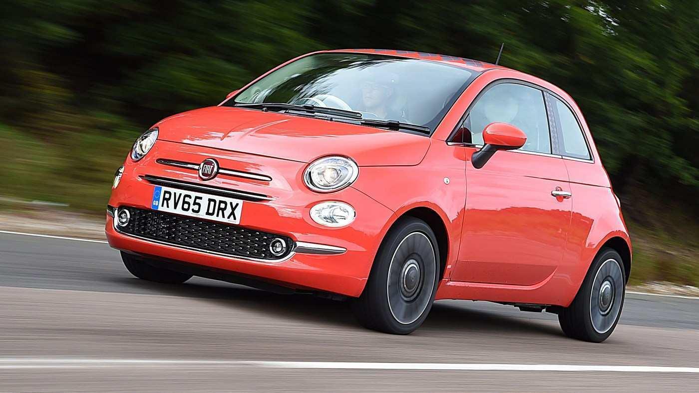 79 The 2020 Fiat 500E Picture with 2020 Fiat 500E
