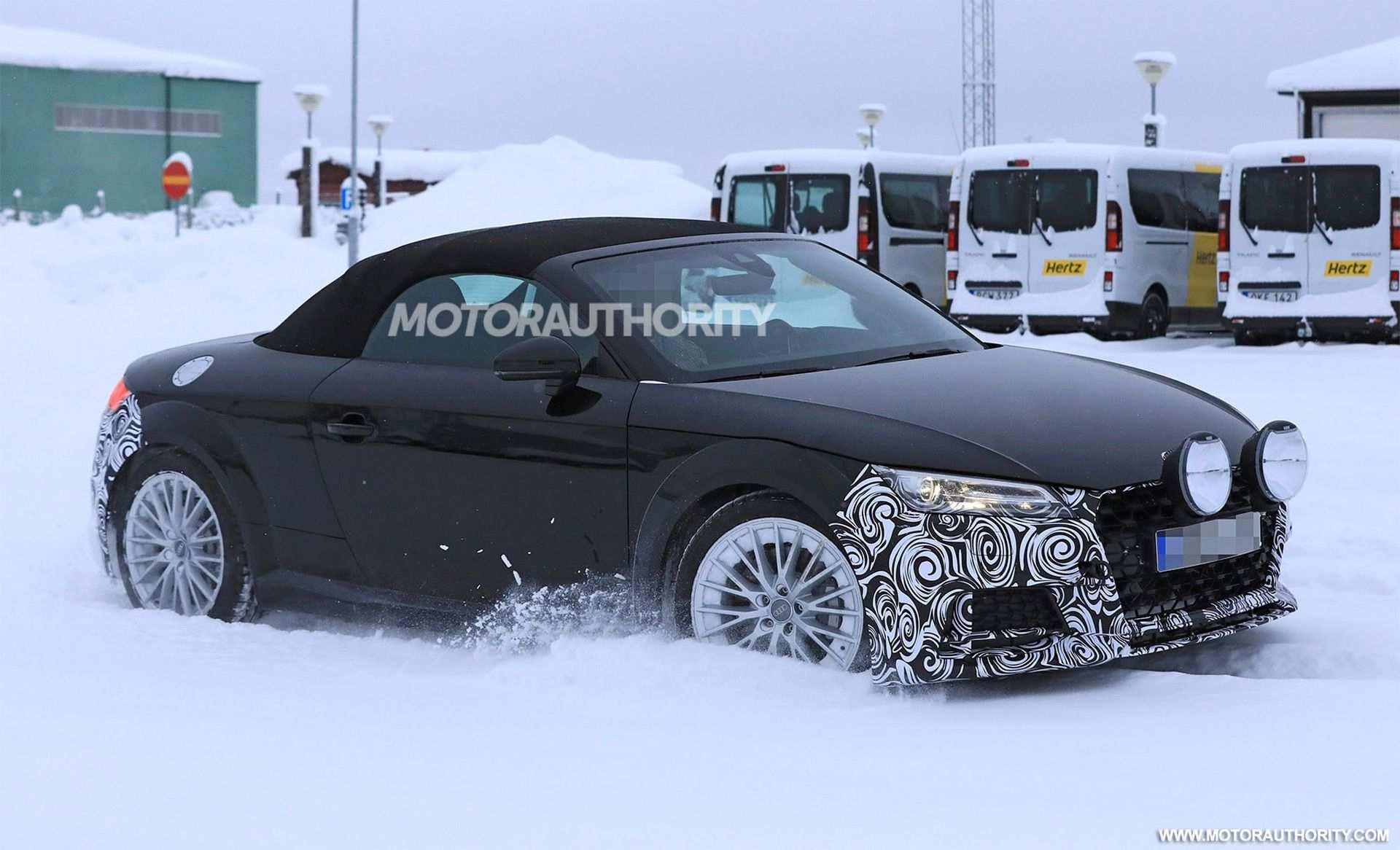 79 The Audi Tt Rs 2020 Rumors with Audi Tt Rs 2020