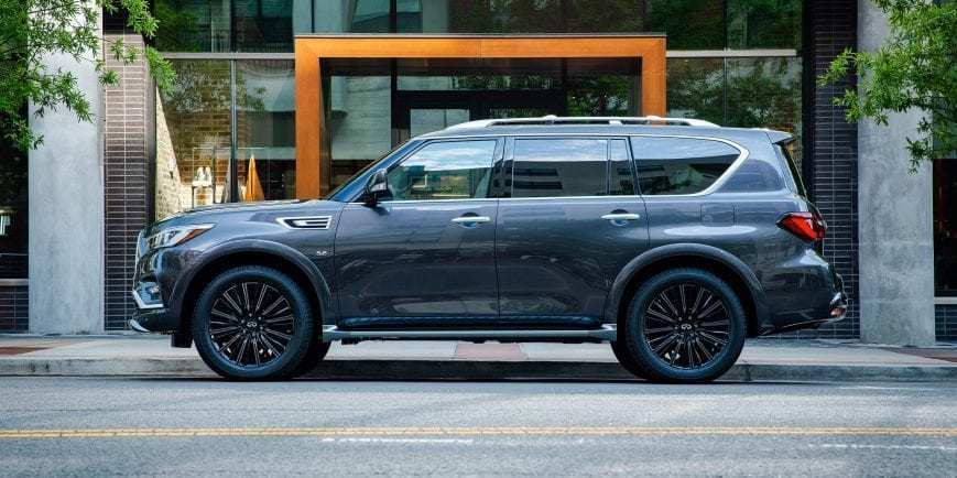 79 The Infiniti Qx80 2019 New Concept with Infiniti Qx80 2019
