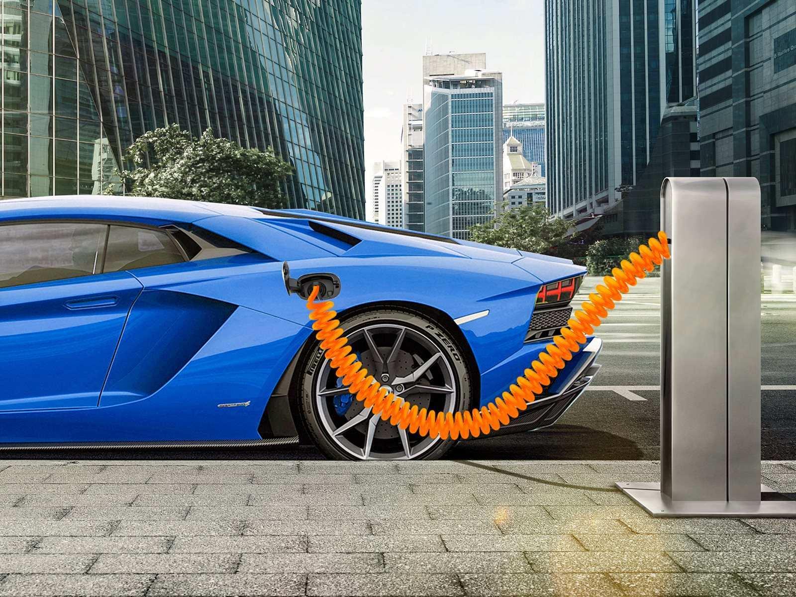79 The The 2020 Lamborghini Specs and Review by The 2020 Lamborghini
