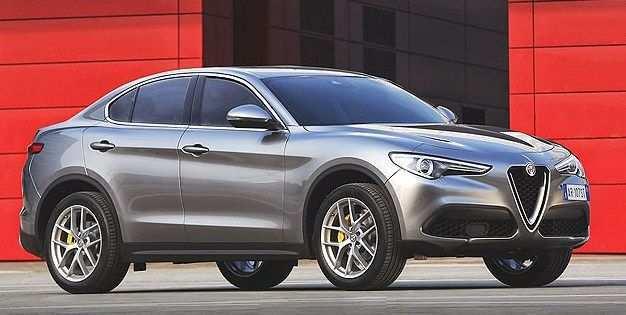 80 All New 2019 Alfa Romeo Stelvio Release Date Engine by 2019 Alfa Romeo Stelvio Release Date