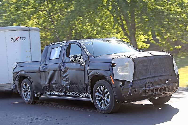 80 All New 2019 Chevrolet Silverado Spy Photos Spesification by 2019 Chevrolet Silverado Spy Photos