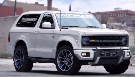 80 All New 2019 Ford Bronco Specs New Concept with 2019 Ford Bronco Specs