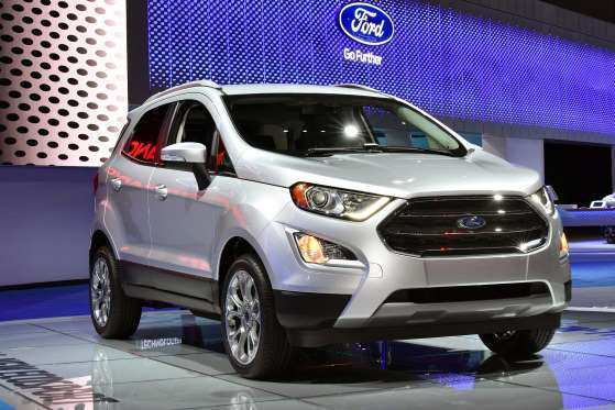 80 All New 2019 Ford Ecosport Rumors with 2019 Ford Ecosport