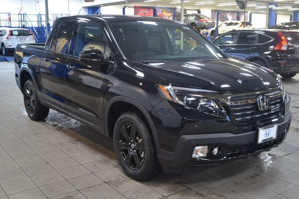80 All New 2019 Honda Ridgeline Black Edition Review with 2019 Honda Ridgeline Black Edition
