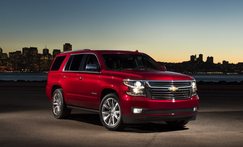 80 All New 2020 Chevrolet Tahoe Redesign Configurations by 2020 Chevrolet Tahoe Redesign