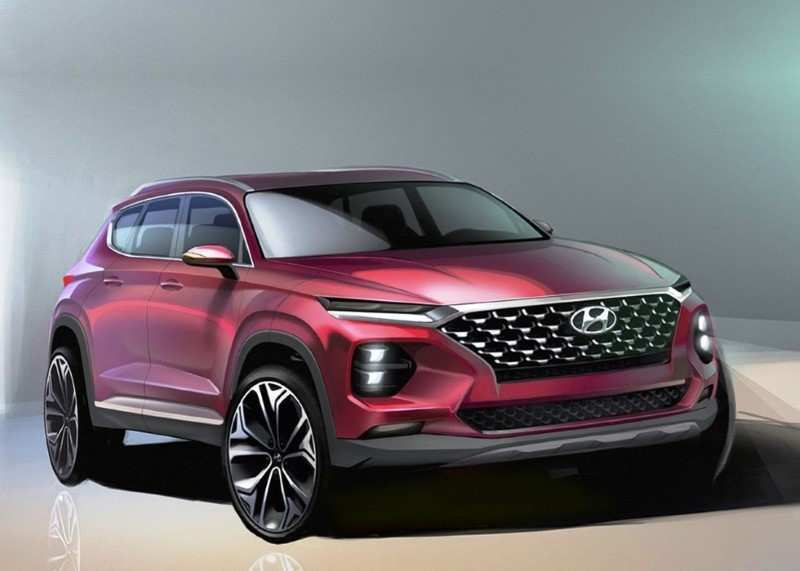 80 All New 2020 Hyundai Santa Fe Sport Pictures with 2020 Hyundai Santa Fe Sport