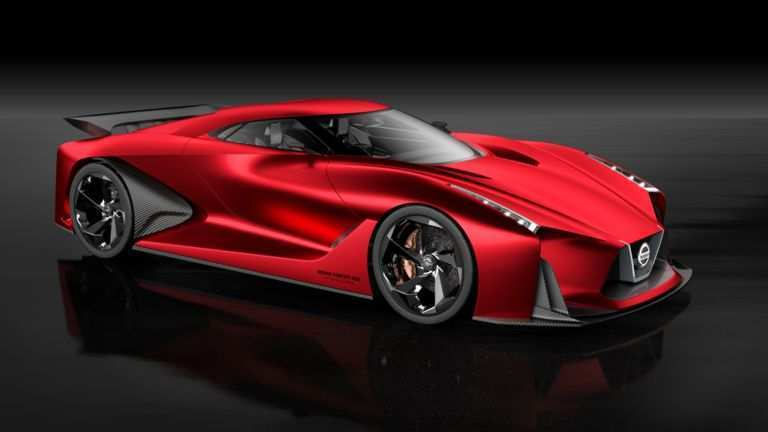 80 All New 2020 Nissan Vision Gran Turismo Exterior by 2020 Nissan Vision Gran Turismo