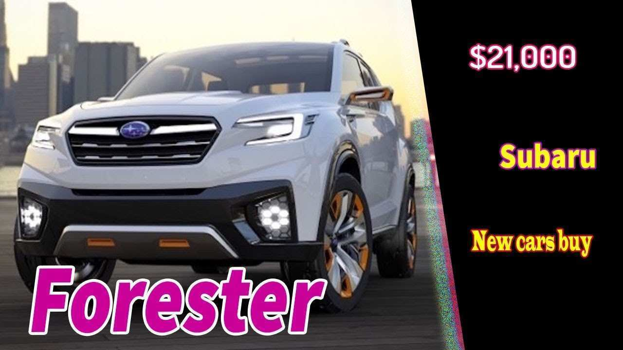 80 All New 2020 Subaru Forester Turbo Performance and New Engine for 2020 Subaru Forester Turbo