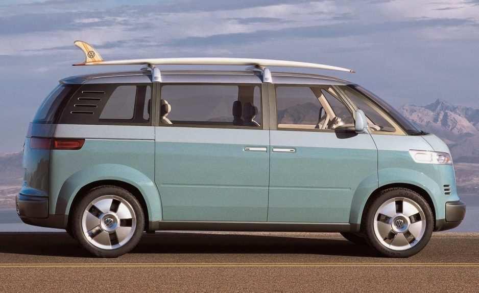 80 All New 2020 Volkswagen Van Exterior by 2020 Volkswagen Van
