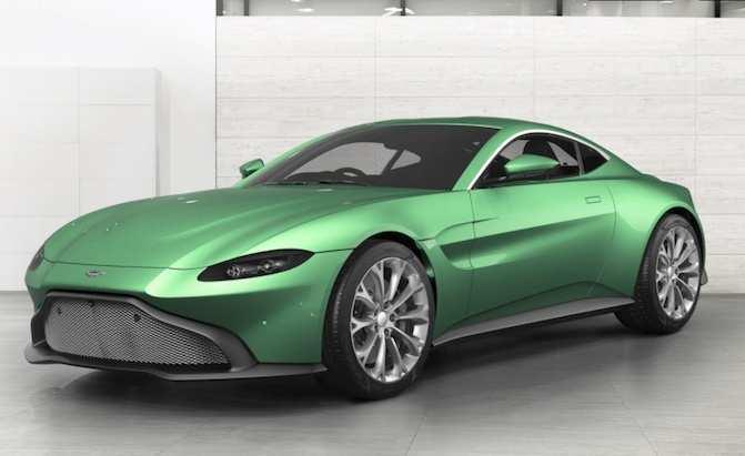 80 Best Review 2019 Aston Martin Vantage Configurator Concept with 2019 Aston Martin Vantage Configurator