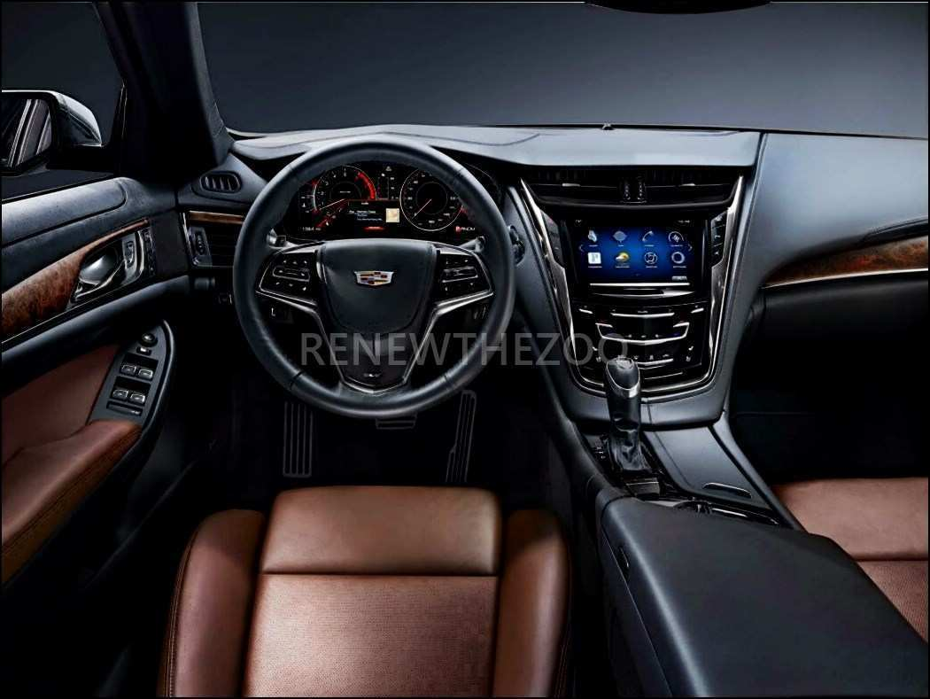 80 Best Review 2019 Cadillac Ct8 Interior Price and Review with 2019 Cadillac Ct8 Interior