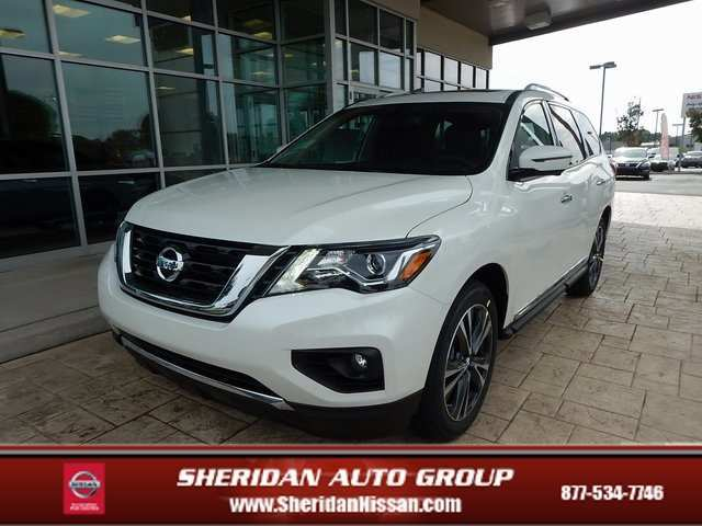 80 Best Review 2019 Nissan Pathfinder Platinum Spesification for 2019 Nissan Pathfinder Platinum
