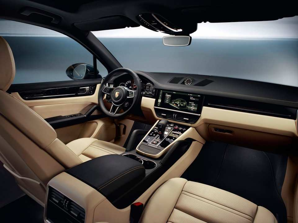 80 Best Review 2019 Porsche Interior Release with 2019 Porsche Interior