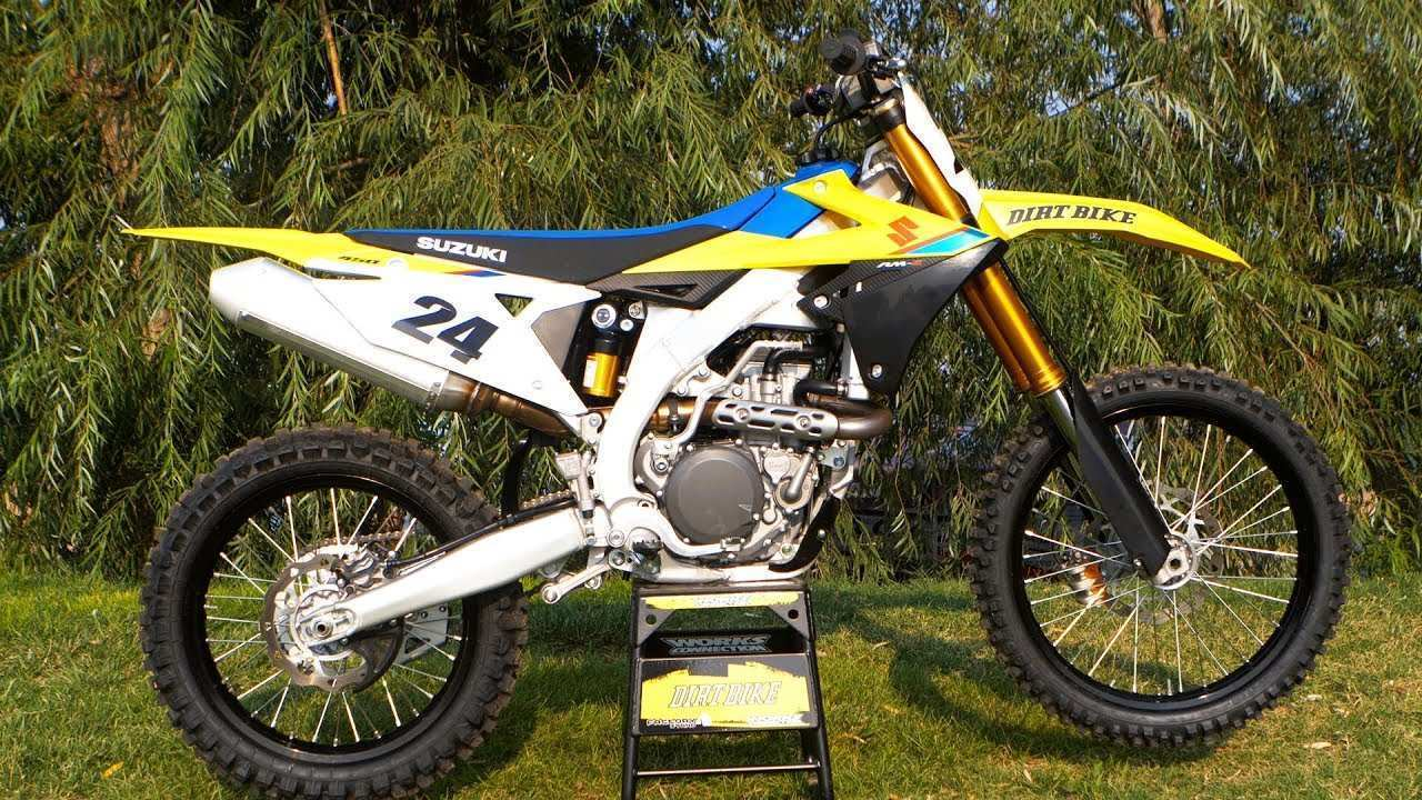 80 Best Review 2019 Suzuki Rmz Pictures for 2019 Suzuki Rmz