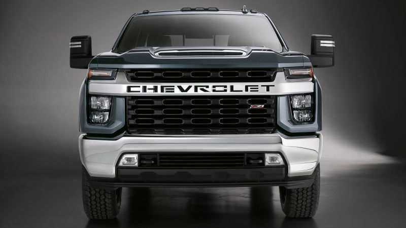 80 Best Review 2020 Chevrolet Pickup Exterior and Interior with 2020 Chevrolet Pickup