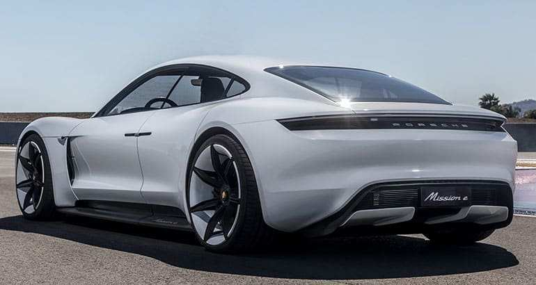 80 Best Review 2020 Porsche Mission E Research New for 2020 Porsche Mission E