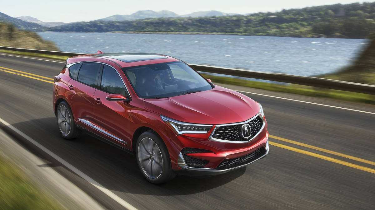 80 Concept of 2019 Acura Rdx Concept Configurations with 2019 Acura Rdx Concept
