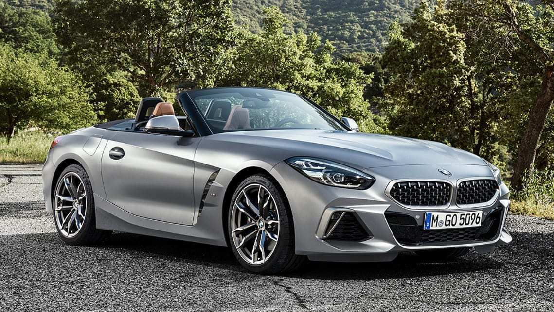 80 Concept of 2019 Bmw Z4 Engine Pricing with 2019 Bmw Z4 Engine