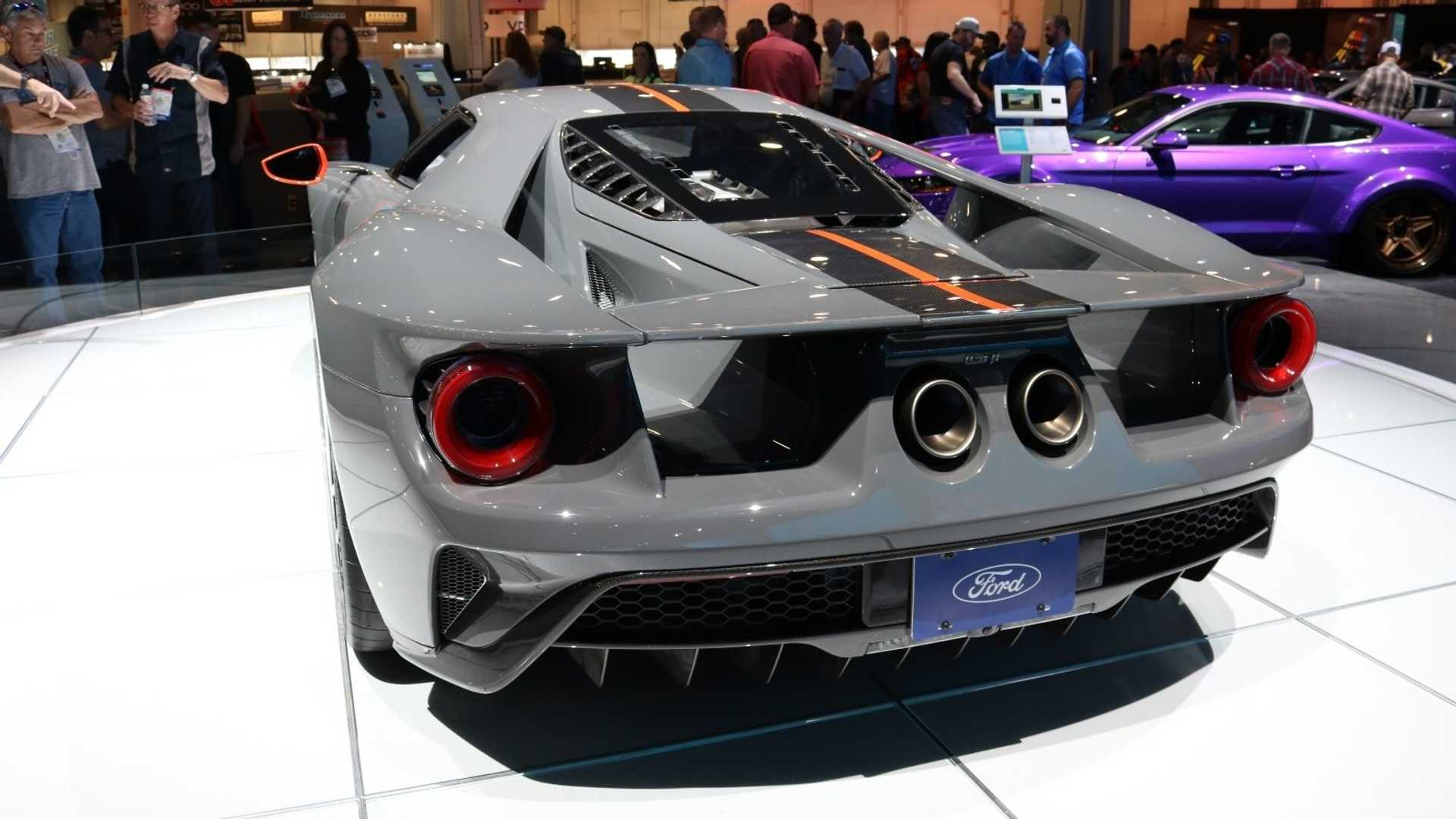 80 Concept of 2019 Ford Gt Price and Review by 2019 Ford Gt