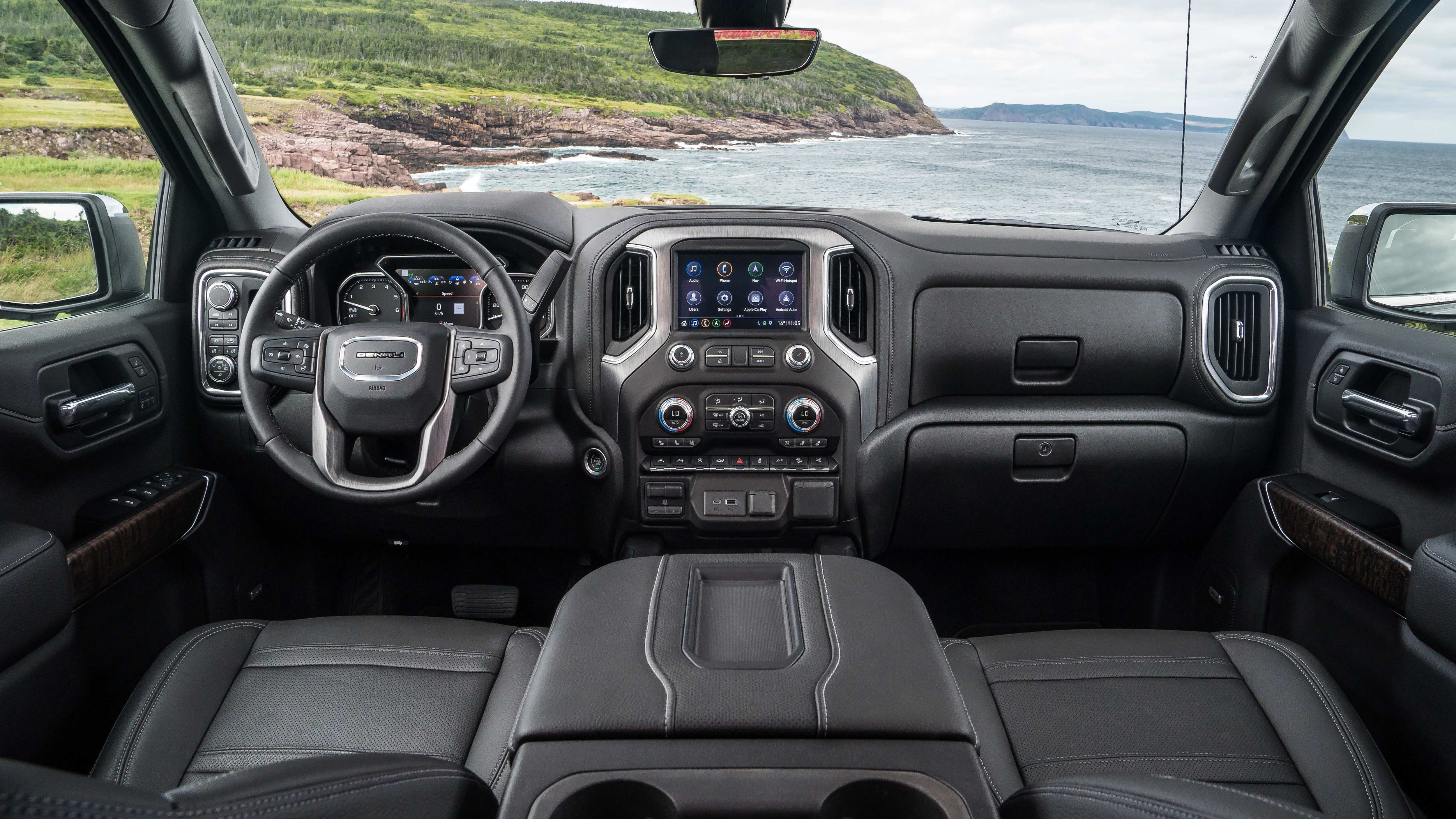 80 Concept of 2019 Gmc 1500 Interior Release Date with 2019 Gmc 1500 Interior
