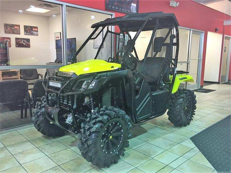 80 Concept of 2019 Honda Pioneer 500 Price and Review by 2019 Honda Pioneer 500