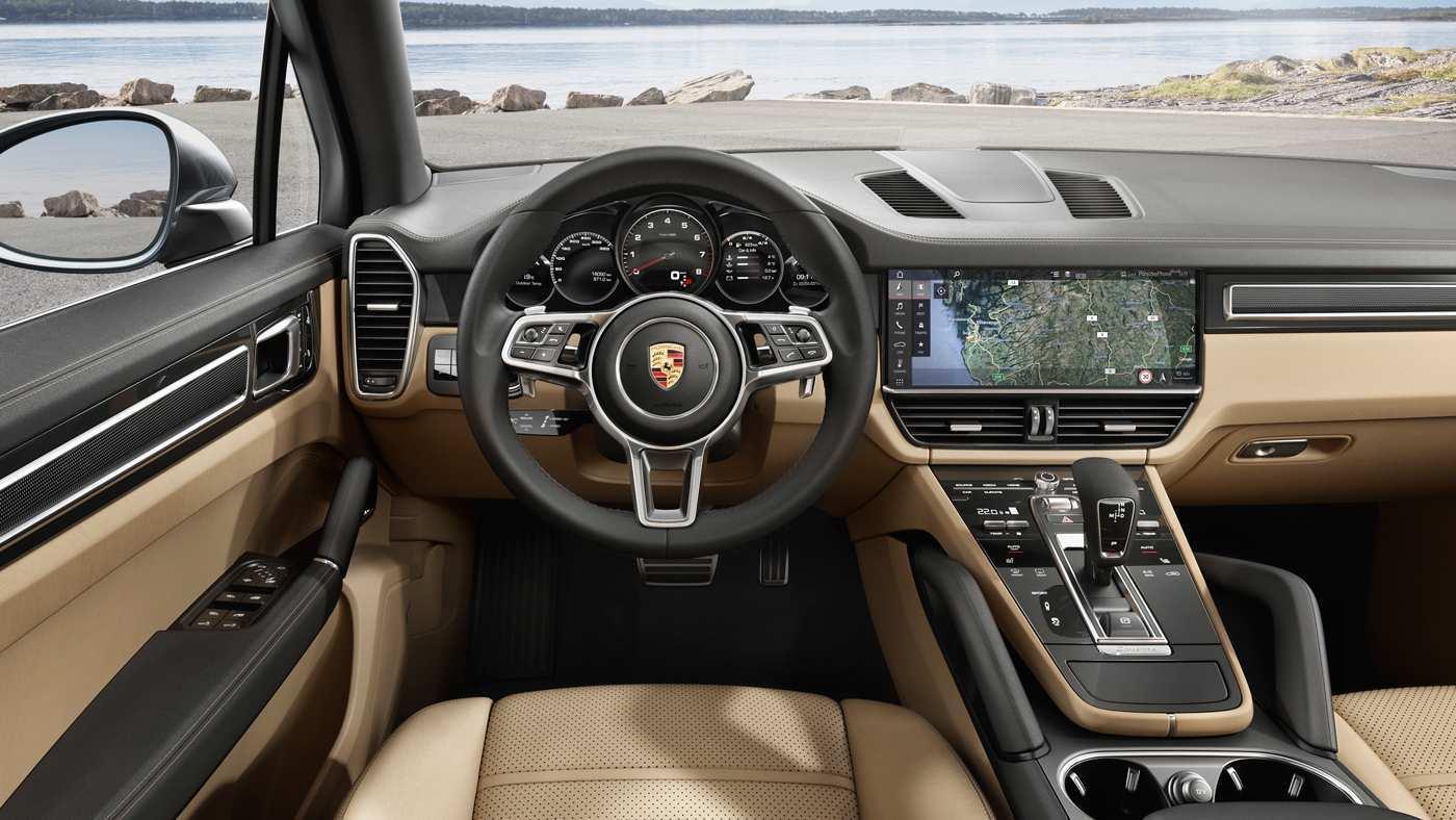 80 Concept of 2019 Porsche Cayenne Rumors by 2019 Porsche Cayenne