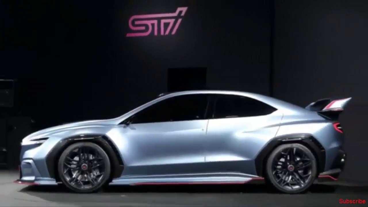 80 Concept of 2019 Subaru Impreza Sti Performance for 2019 Subaru Impreza Sti