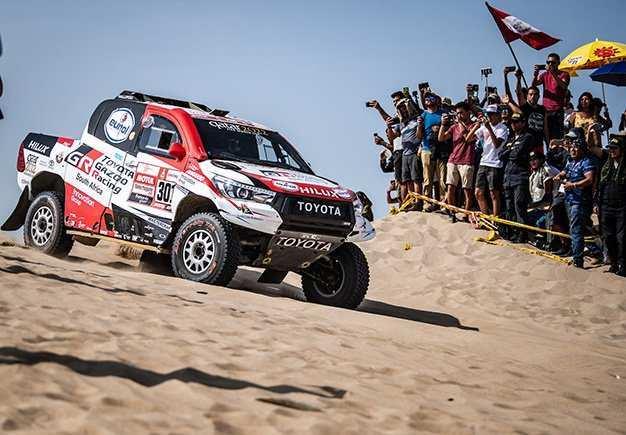 80 Concept of 2019 Toyota Dakar Concept for 2019 Toyota Dakar