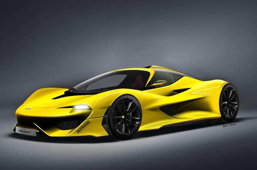 80 Concept of Mclaren Hypercar 2019 Speed Test by Mclaren Hypercar 2019