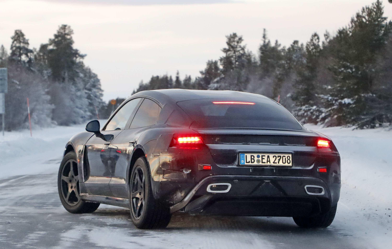 80 Concept of Porsche Pajun 2020 Speed Test for Porsche Pajun 2020