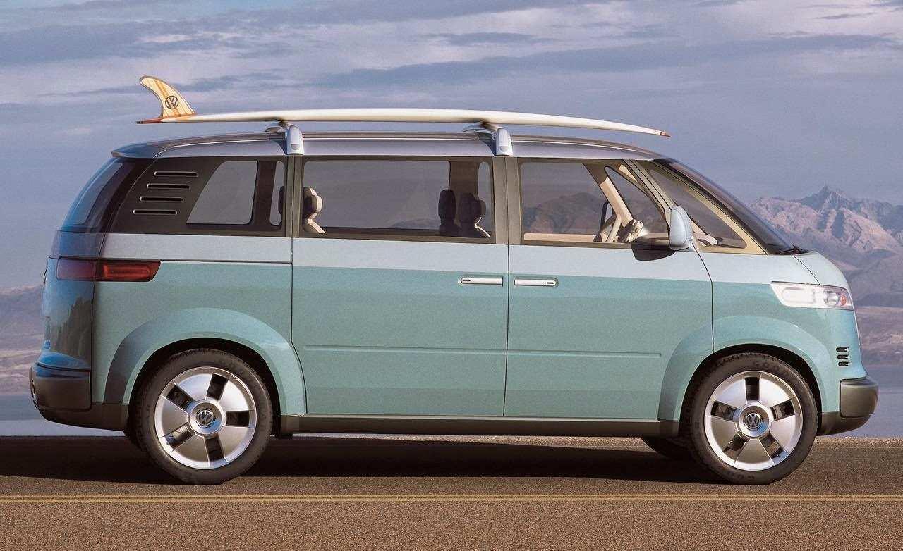 80 Concept of Volkswagen Minivan 2020 Configurations by Volkswagen Minivan 2020