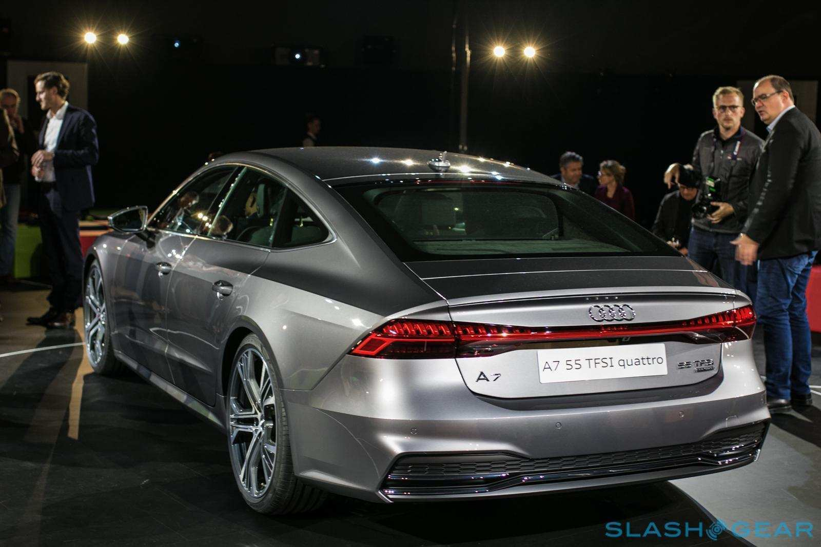 80 Gallery of 2019 Audi A7 Headlights Images with 2019 Audi A7 Headlights