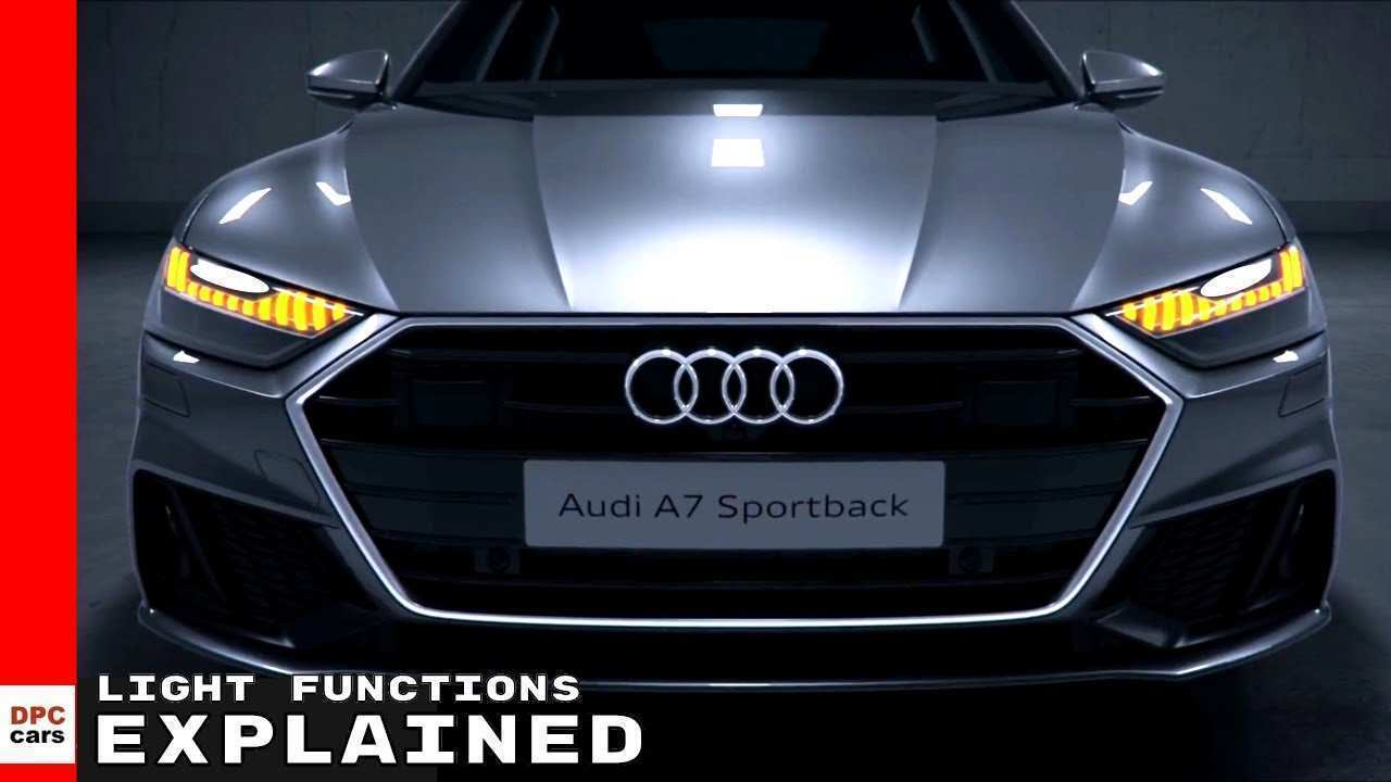 80 Gallery of 2019 Audi A7 Headlights Spy Shoot with 2019 Audi A7 Headlights