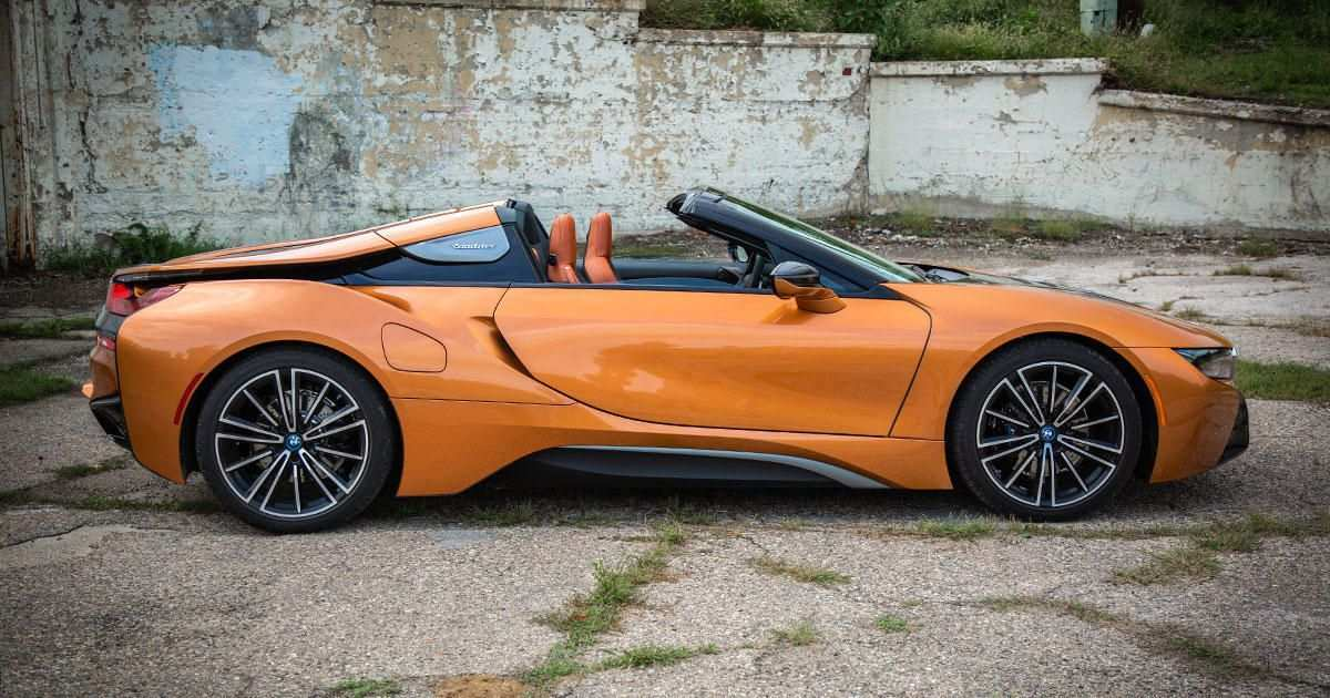 80 Gallery of 2019 Bmw I8 Roadster Style by 2019 Bmw I8 Roadster