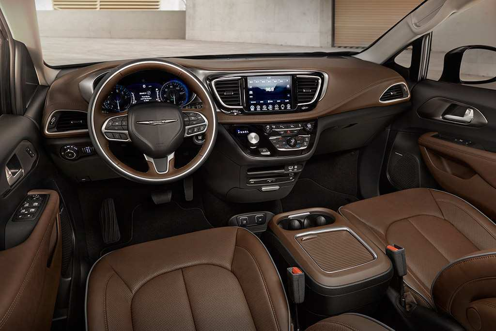80 Gallery of 2019 Chrysler Pacifica Review Release Date by 2019 Chrysler Pacifica Review