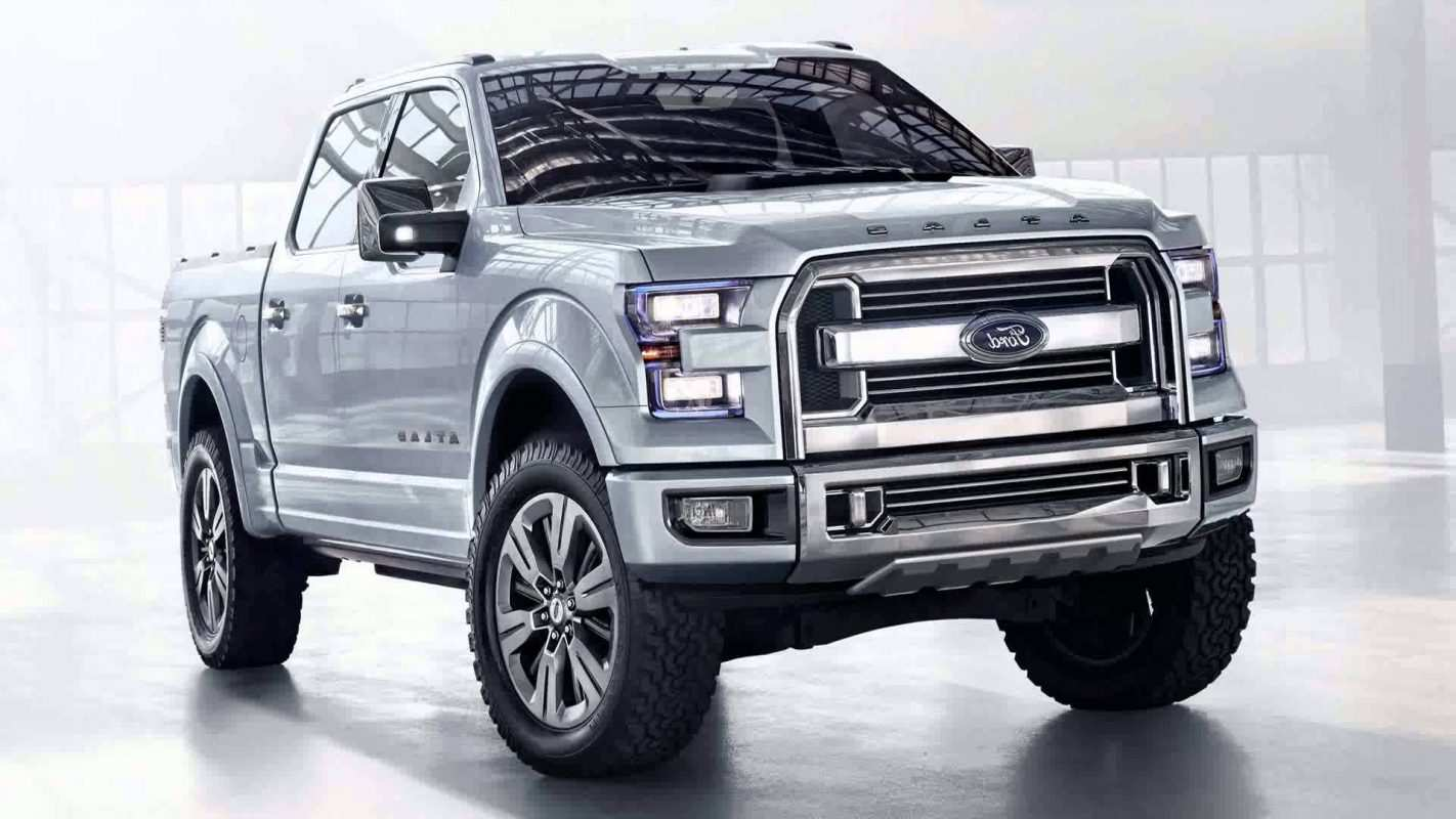 80 Gallery of 2019 Ford Atlas Concept by 2019 Ford Atlas