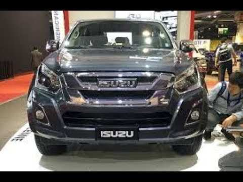 80 Gallery of 2019 Isuzu D Max Style with 2019 Isuzu D Max