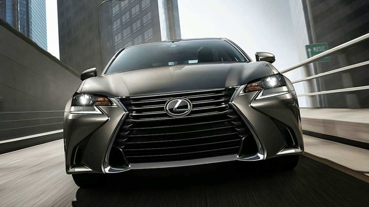 80 Gallery of 2019 Lexus Gs Redesign Pictures for 2019 Lexus Gs Redesign