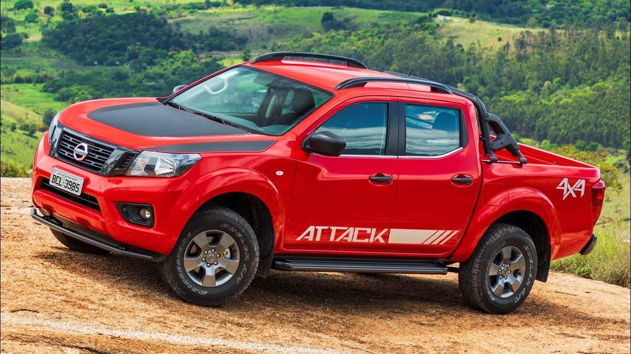 80 Gallery of 2019 Nissan Frontier Attack Model for 2019 Nissan Frontier Attack
