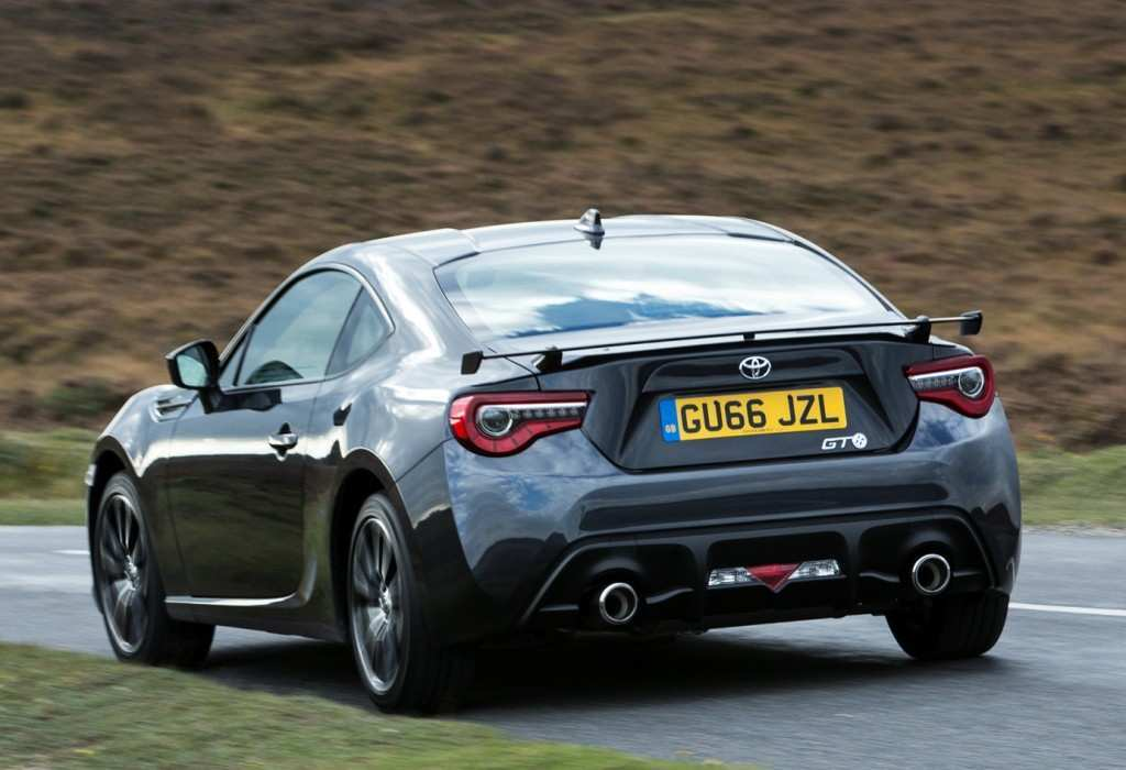 80 Gallery of 2019 Toyota Gt86 Convertible Concept with 2019 Toyota Gt86 Convertible