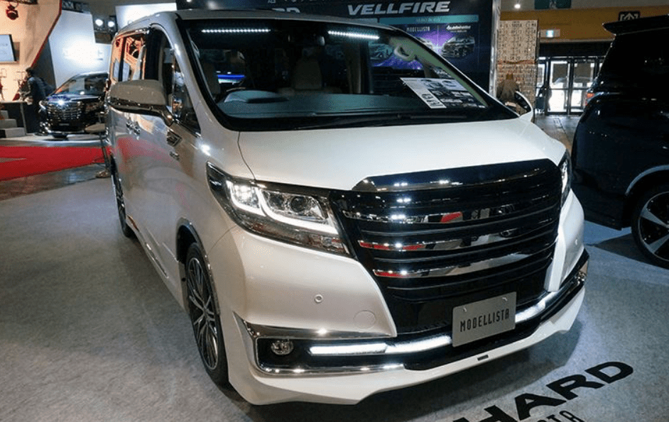 80 Gallery of 2020 Toyota Alphard Images by 2020 Toyota Alphard
