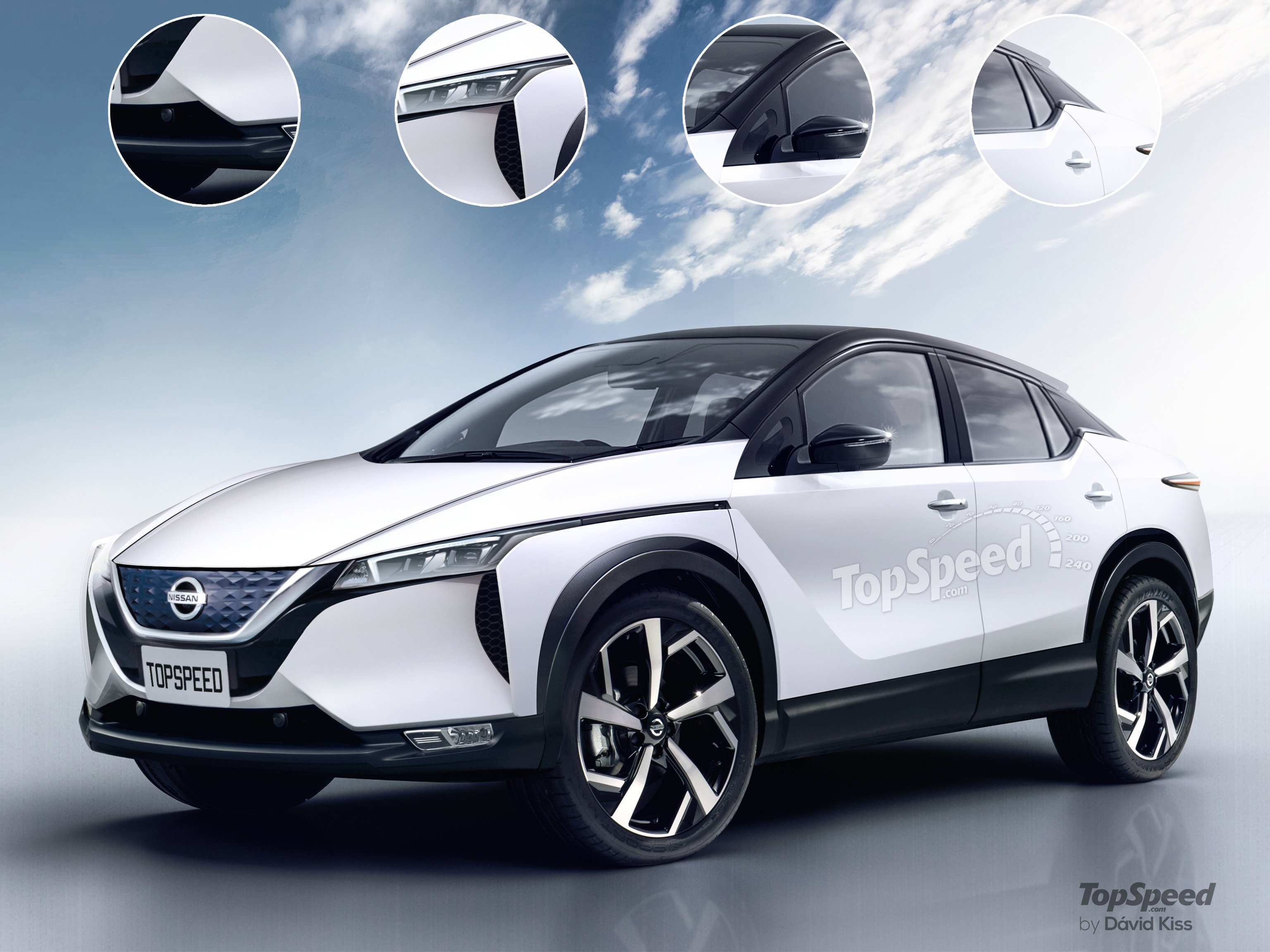 80 Gallery of Nissan 2020 Electric Car Redesign with Nissan 2020 Electric Car
