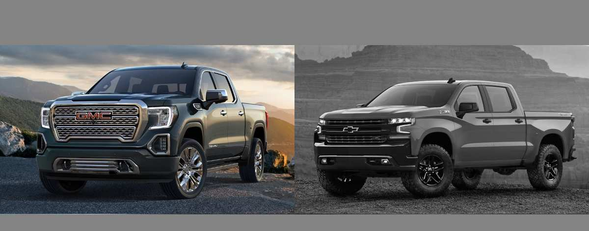 80 Great 2019 Gmc Vs Silverado Spy Shoot by 2019 Gmc Vs Silverado