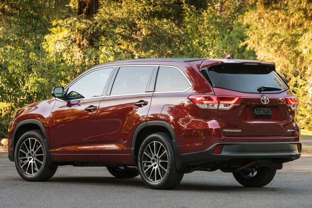 80 Great 2019 Toyota Kluger Ratings for 2019 Toyota Kluger