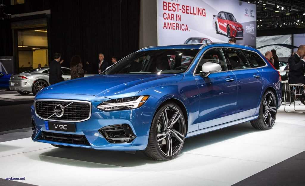 80 Great 2019 Volvo Wagon Spy Shoot with 2019 Volvo Wagon
