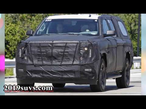 80 Great 2020 Chevrolet Tahoe Redesign Picture for 2020 Chevrolet Tahoe Redesign