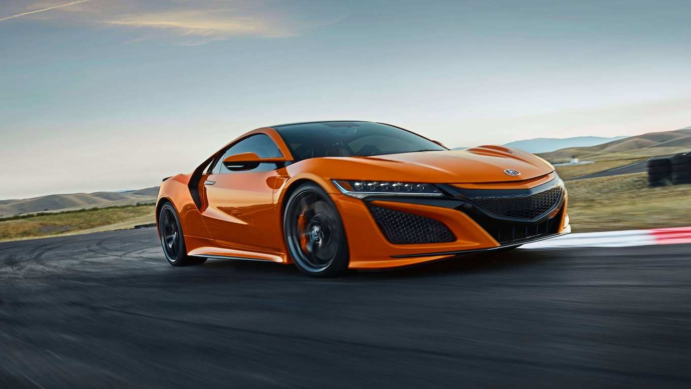 80 New 2019 Acura Nsx Horsepower Specs for 2019 Acura Nsx Horsepower